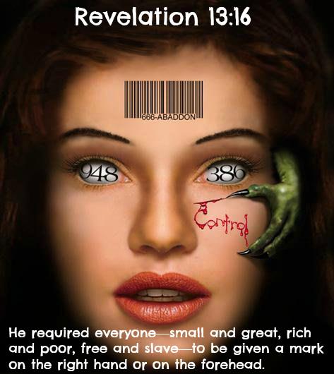 REVELACION 13:16
