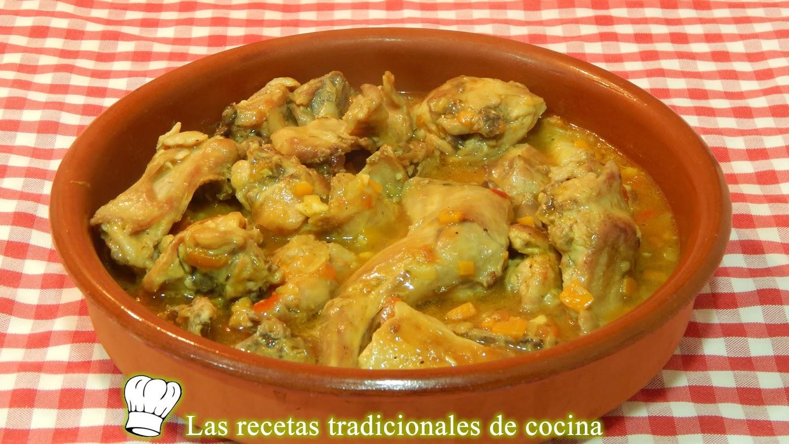 Receta de pollo y conejo a la cerveza recetas de cocina for Cocinar un conejo