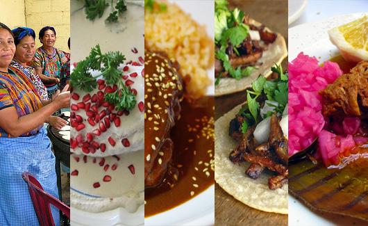 Cocina tradicional mexicana vs nuevas tendencias for Cocina tradicional