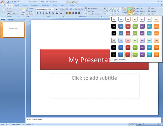 Microsoft office 2007 professional official free download - Free download ms office powerpoint 2007 ...