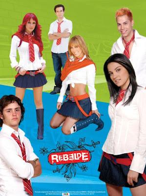 Rebelde (RBD) Dublado