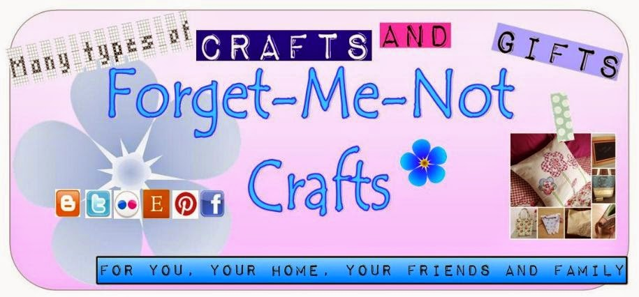 Forget-Me-Not Crafts