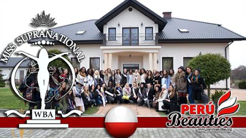 Miss Supranational 2015 - Contestants in Ostoja
