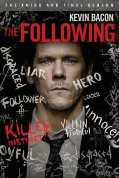 The Following 3ª Temporada Torrent - BluRay 720p Dual Áudio
