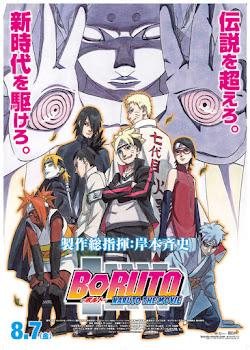 Ver Película Boruto: Naruto the Movie Online 2015 Gratis