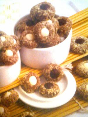 Kue Milo Coklat Rasanya Lezat