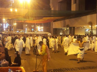Photo Masjidil Haram 27 Ramadan 1434