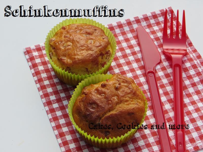 Schinkenmuffins