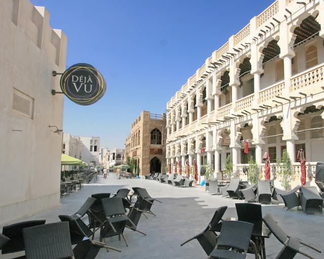 Souq Waqif  - Qatar