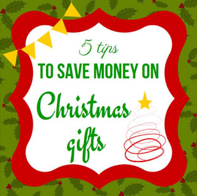 5 tips to save money on Christmas gifts