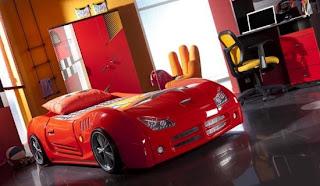 Arabal%C4%B1 yatak fiyatlar%C4%B1 550x320 Arabalı yatak modelleri