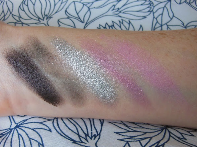 Urban Decay Vice 2 palette top row swatches