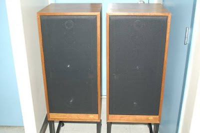 Spendor BC3 loudspeakers in excellent shape
