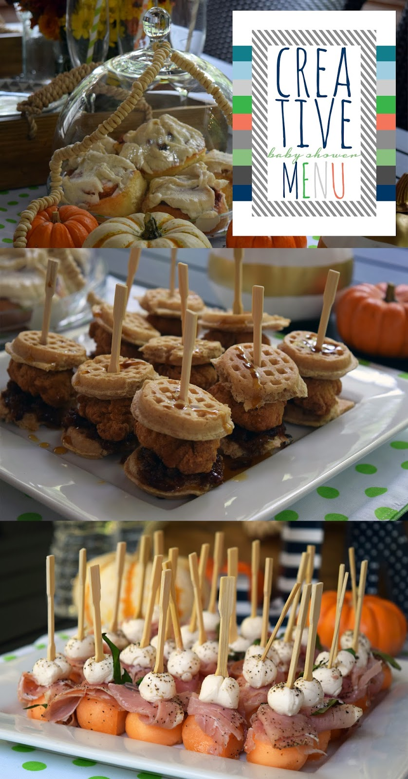party box design a fall bubbly baby shower brunch