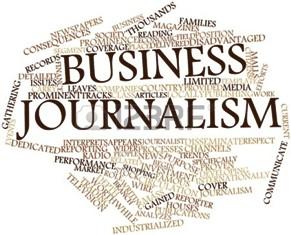 Jurnalisme Bisnis (Business Journalism)