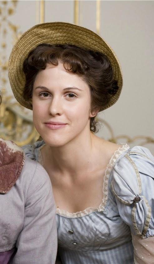 El personaje del mes de Jane Austen/ Mary Musgrove