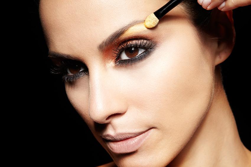 Maquiagem sexy sem cara de piriguete