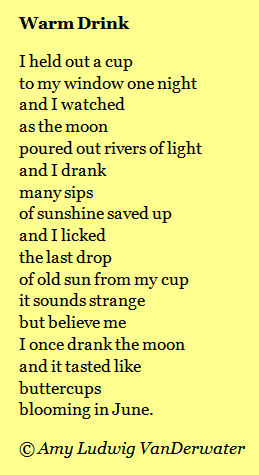 The Poem Farm Warm Drink Breathlessness Amp Wonder