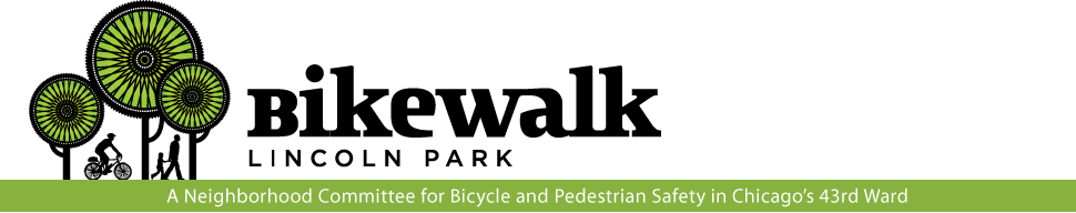 Bike Walk Lincoln Park