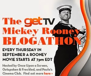 Mickey Rooney Blogathon