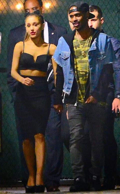 Ariana Grande boyfriend