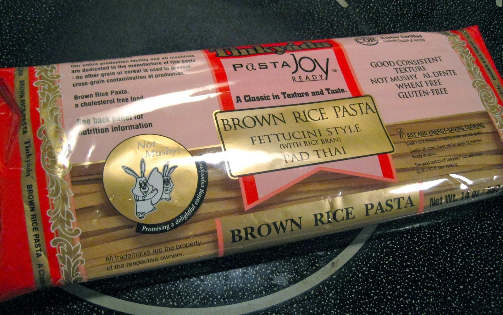 Brown Rice Fettucini Pasta - Veega Blog
