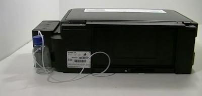 epson L355 printer over drainage