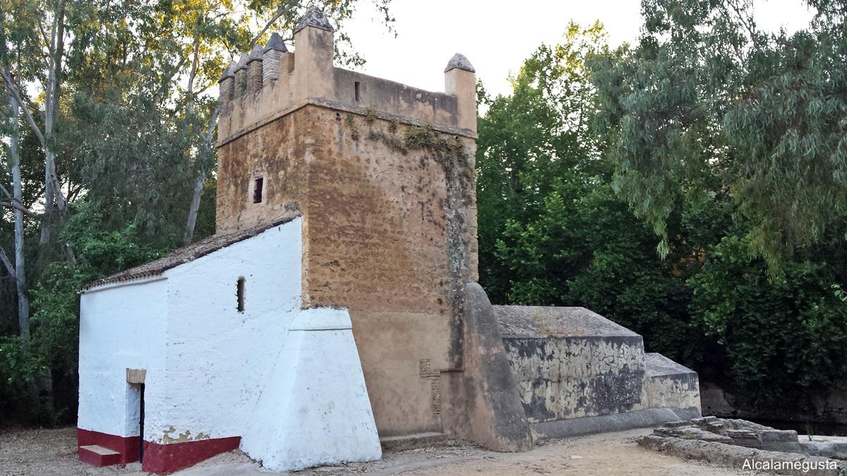 Alcalamegusta molino del algarrobo de alcal de guada ra - Harina puerta de alcala ...