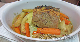 Pork Sirloin Roast