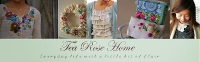 Tea Rose Home
