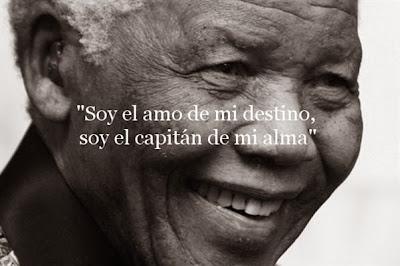 Nelson Mandela premio nobel de la paz