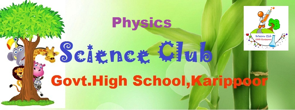 Physics GHS Karippoor