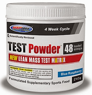 Test Powder Side Effects