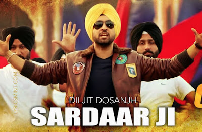 SARDAR JI Song Mp3 Download Free & Video (Title Song) - Diljit Dosanjh