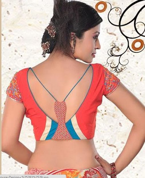 blouse neck back designs latest blouse designs photos 2012
