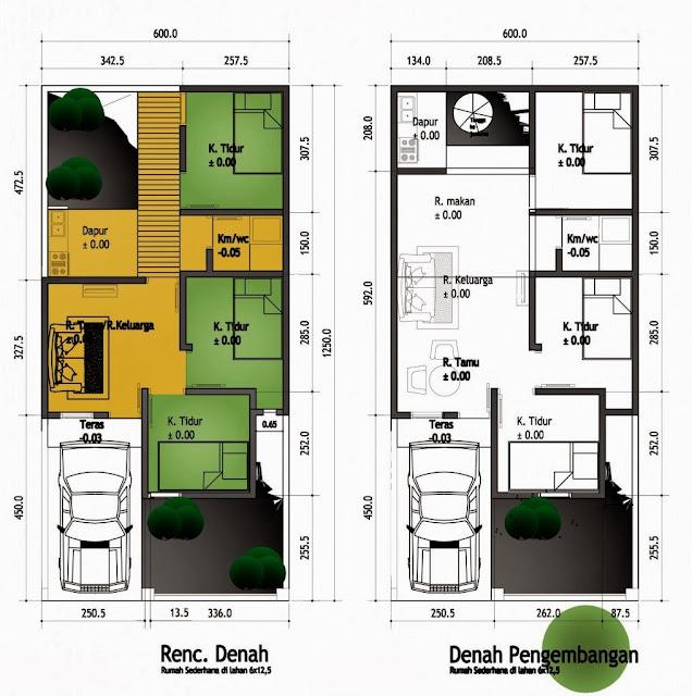 Model Desain Rumah Sederhana Cantik Biaya Murah