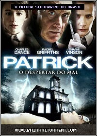 Capa Baixar Filme Patrick: O Despertar do Mal Torrent Dublado (2014) Baixaki Download