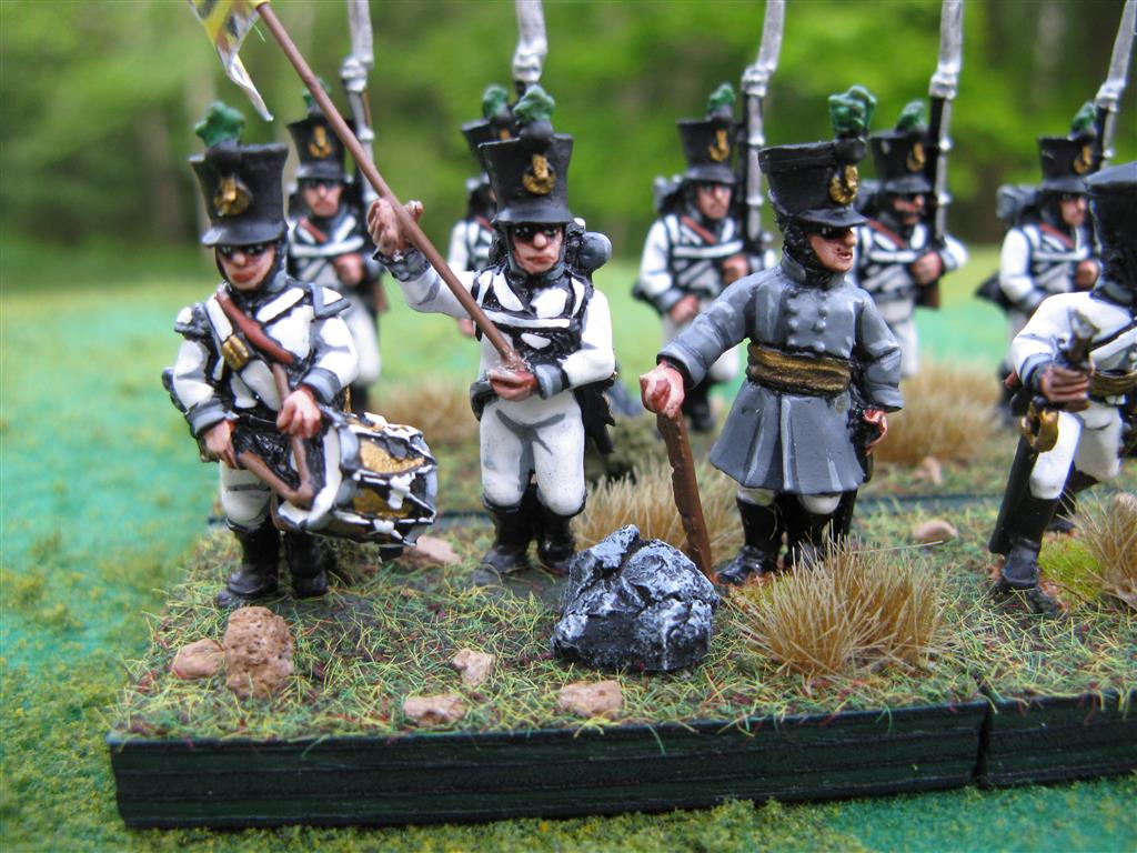 28mm Napoleonics Rules Napoleon's Rules of War