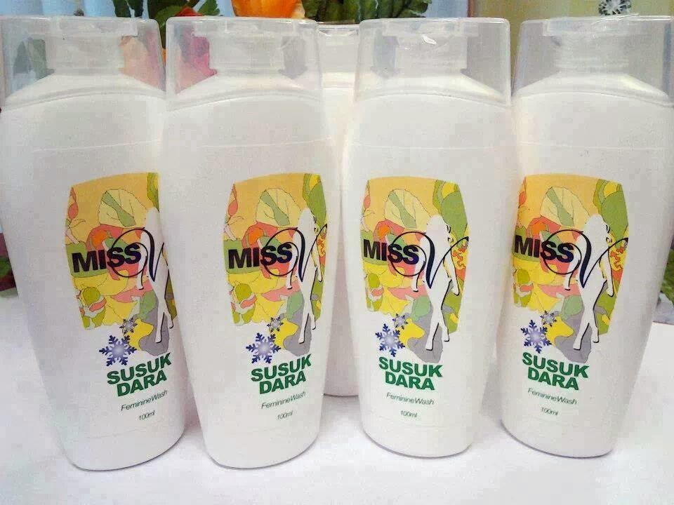 MISS-V: COOL MEDICATED FEMININE WASH