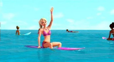 Wallpaper gambar Barbie in A Mermaid Tale