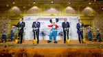 香港迪士尼樂園度假區第三間酒店工程展開,新酒店以探精神為主題。 (2015.1.5)