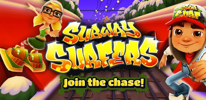 لـــــــــــــــــعبة الهروب subway surf
