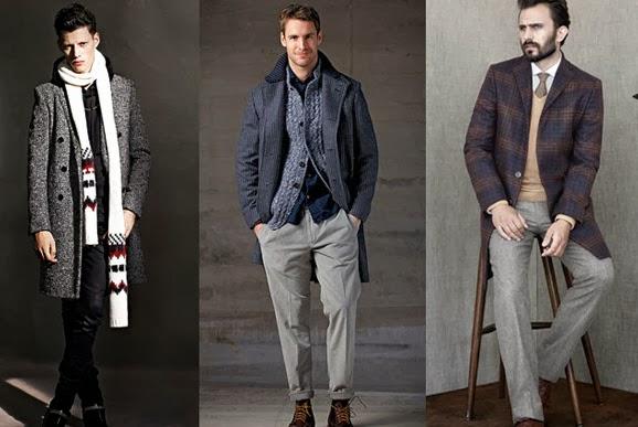 Saint Laurent Boglioli H&M erkek palto modası
