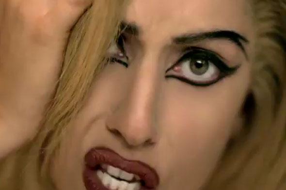 lady gaga judas video makeup. quot;Judasquot; Video Makeup Looks