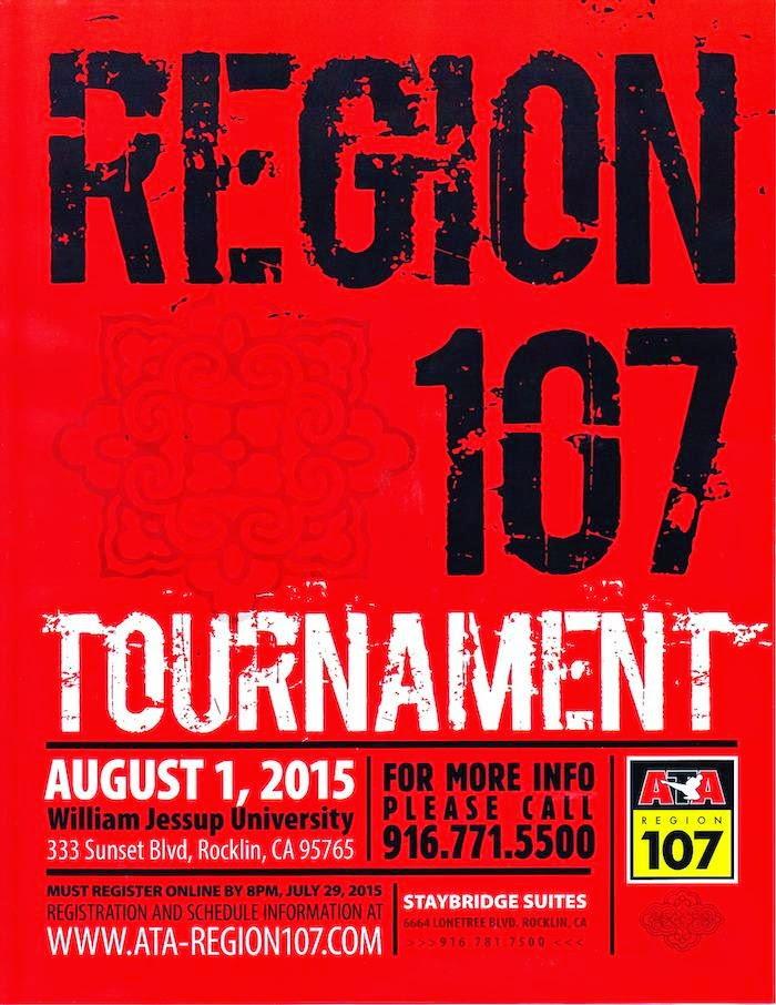 Region 107 Tournament