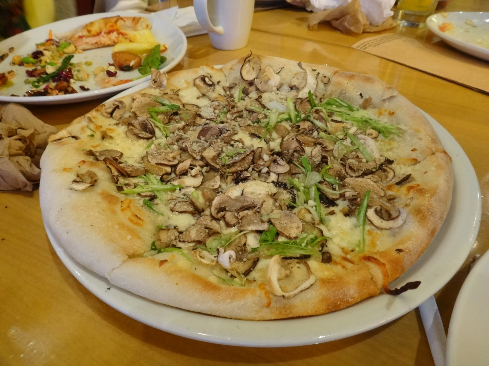California Pizza Kitchen Tigard