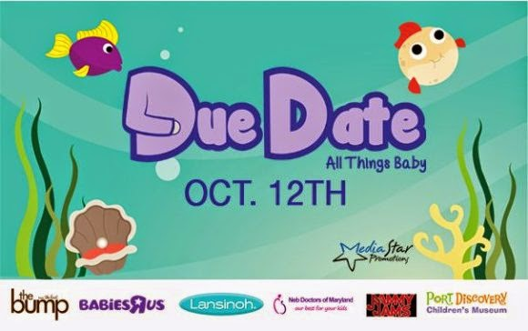 Due Date Baby Event, Baltimore, MD #DueDateBaby — a Modern Mrs.