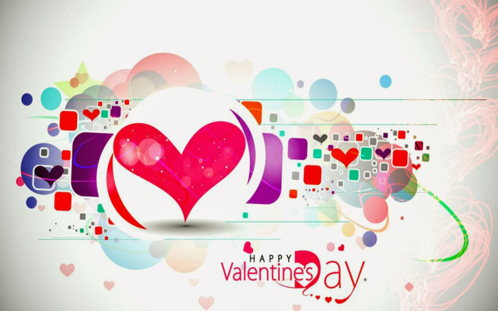 valentine day hd wallpapers, valentine day 2014 free wallpapers, valentine day technology hearts wallpapers, valentine day special effect wallpapers
