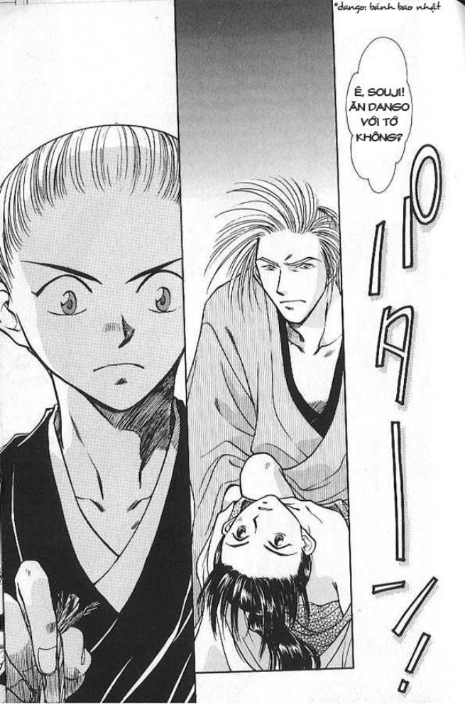 Soshite Haru No Tsuki chap 4 - Trang 4