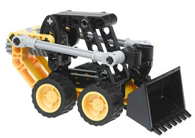 REPUBbLICk  LEGO set database  8418 mini loader